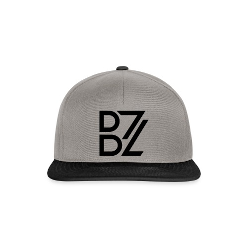 BenZon Cap Grau - Snapback Cap
