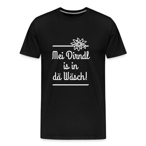 Dirndl Schörd - Männer Premium T-Shirt