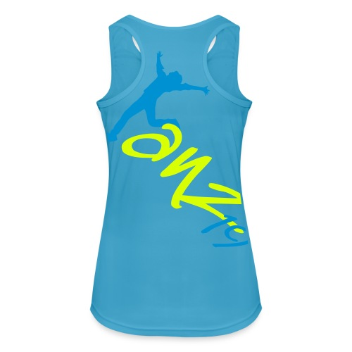Tank Top Jumping Women - Frauen Tank Top atmungsaktiv