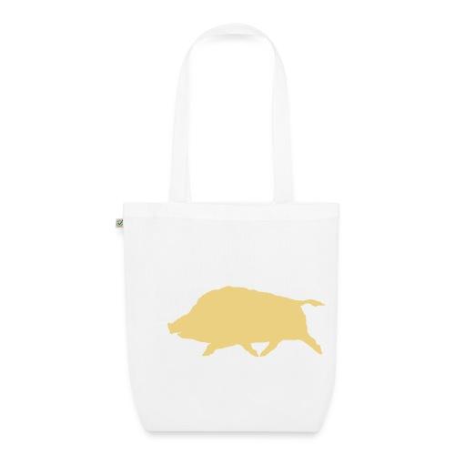 Wildschwein Flex  - Bio-Stoffbeutel