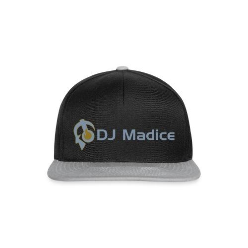 DJ Madice cap 2 - Snapback cap