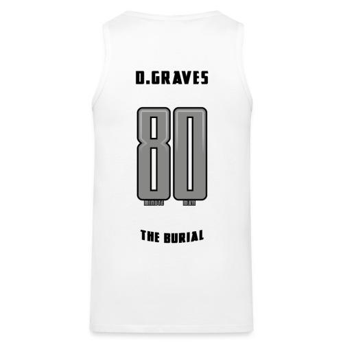 Burial Squad Vest- D. Graves 80 Minute Man - Men's Premium Tank Top