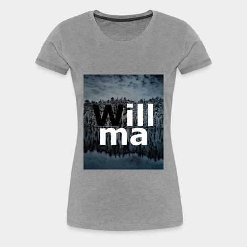 Willma Forrest NO.1-1 - Frauen Premium T-Shirt