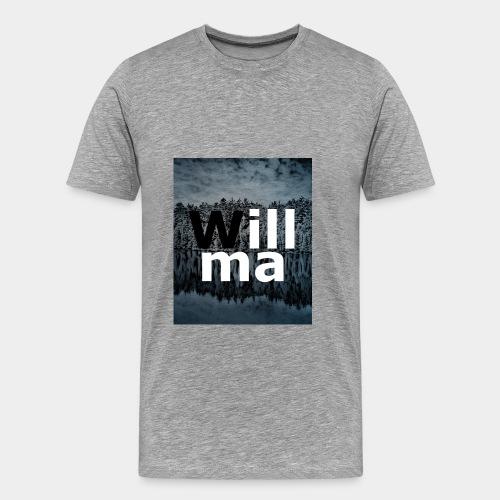 Willma Forrest NO.1-1 - Männer Premium T-Shirt