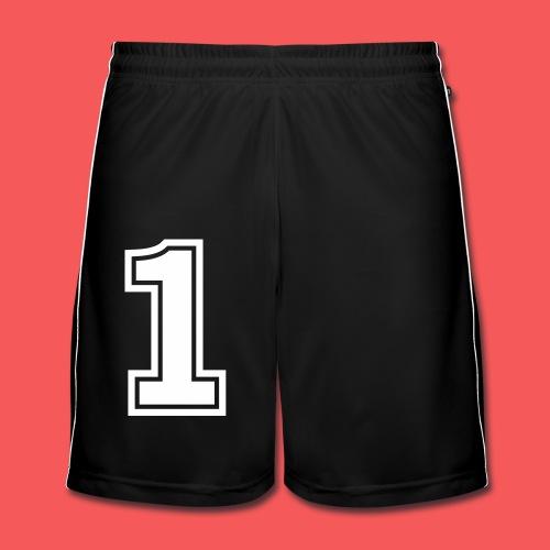 Short de sport - Short de football Homme