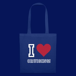 'I Love Cruising' Tote Bag - Tote Bag