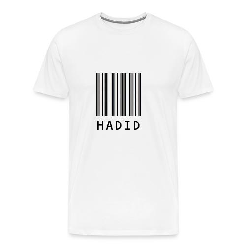 HADID - Maglietta Premium da uomo