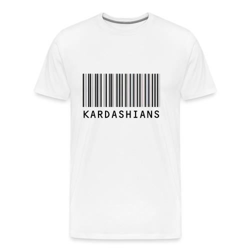 KARDASHIAN - Maglietta Premium da uomo