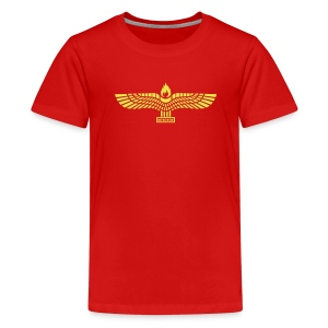 Aramäer Adler Shirt - Teenager Premium T-Shirt