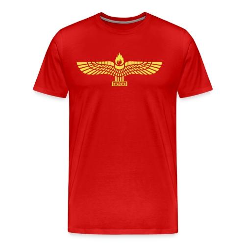 Aramäer Adler Shirt - Männer Premium T-Shirt