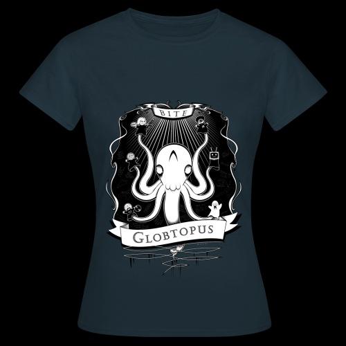 Tshirt GlobiMarionnette Femme - T-shirt Femme