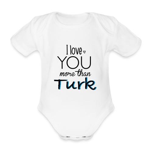 Tutina Bambino Scrubs - Body ecologico per neonato a manica corta