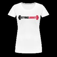 T-shirts ~ Premium-T-shirt dam ~ Artikelnummer 103215621
