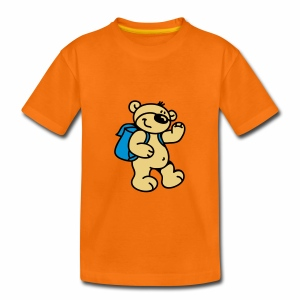 Color Bear - Kinderen Premium T-shirt