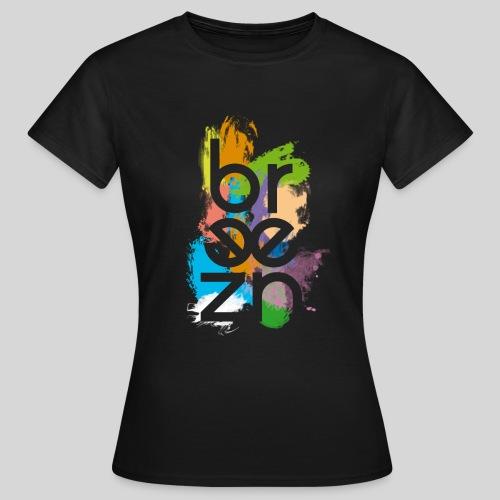 Farbrausch - Frauen T-Shirt