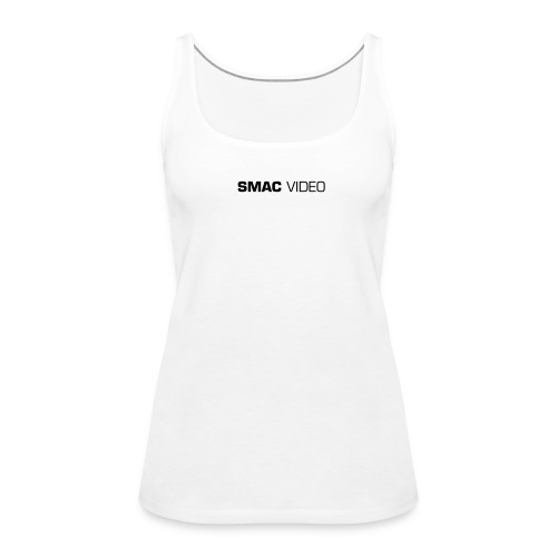TOP WHITE WOMEN - Frauen Premium Tank Top