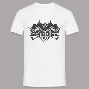 SPITNOISE / T-SHIRT MEN #2 - Mannen T-shirt
