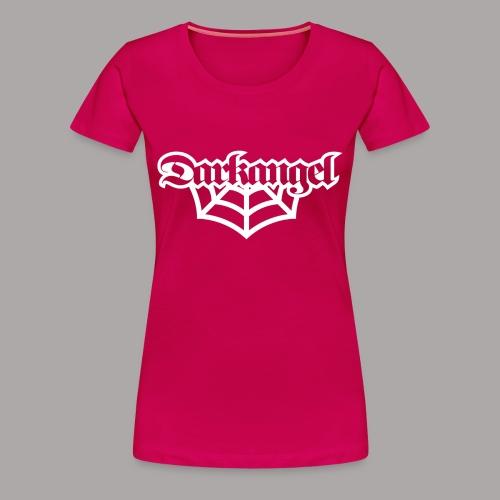 DARKANGEL / T-SHIRT SLIMFIT LADY #3 - Vrouwen Premium T-shirt