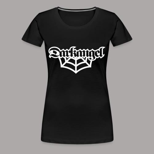 DARKANGEL / T-SHIRT SLIMFIT LADY #1 - Vrouwen Premium T-shirt
