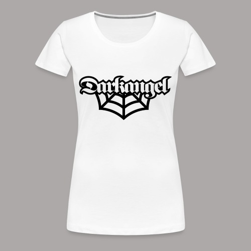 DARKANGEL / T-SHIRT SLIMFIT LADY #2 - Vrouwen Premium T-shirt
