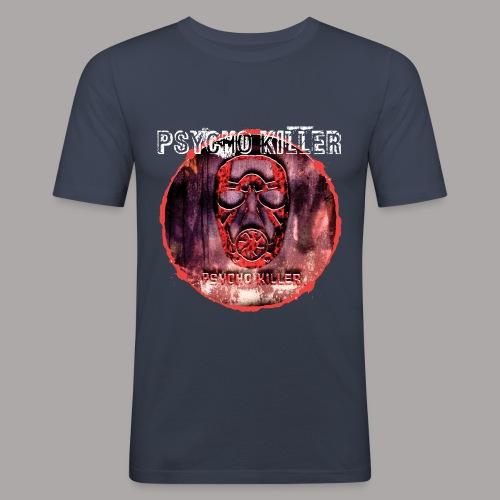 PSYCHO KILLER / T-SHIRT SLIMFIT MEN #4 - slim fit T-shirt