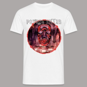 PSYCHO KILLER / T-SHIRT MEN #2 - Mannen T-shirt