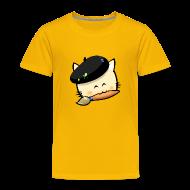 Shirts ~ Kids' Premium T-Shirt ~ Tshirt Hungry Cat (Kid)