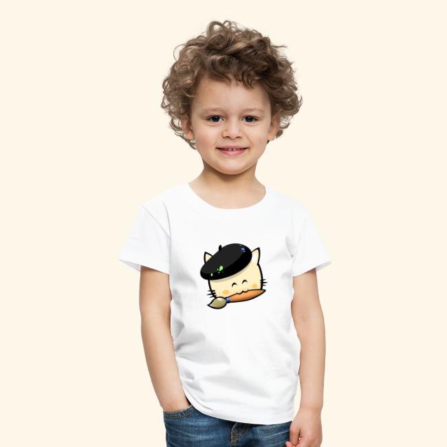 Tshirt Hungry Cat (Kid)