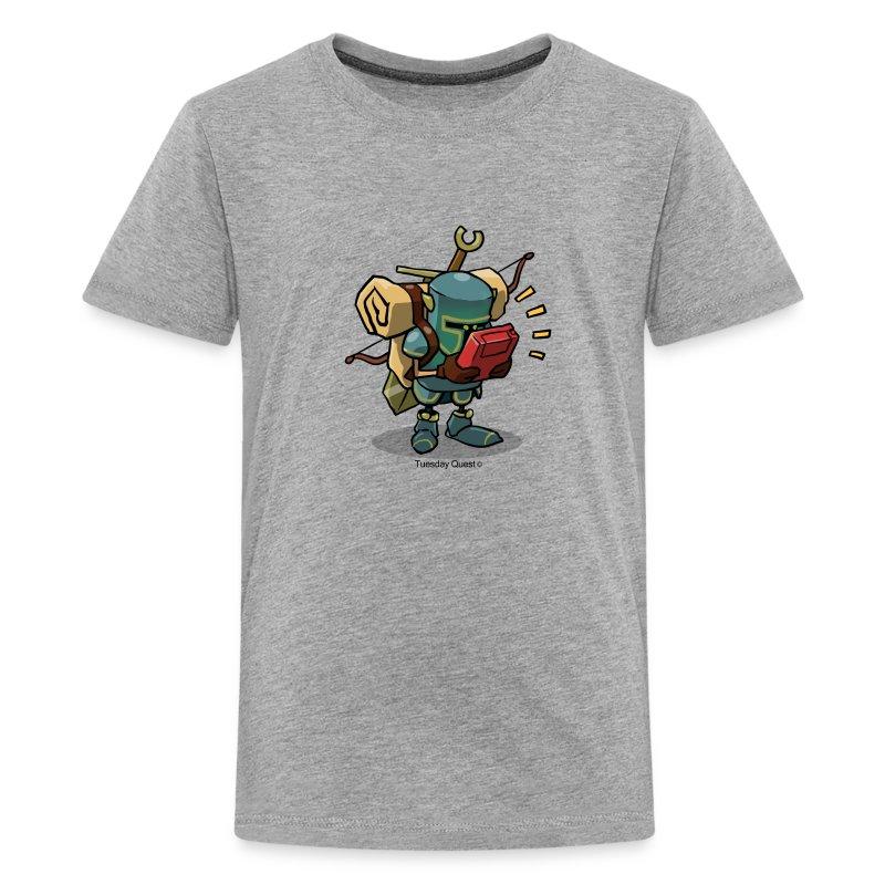 Tshirt Tuesday Quest (Teenage) - Teenage Premium T-Shirt