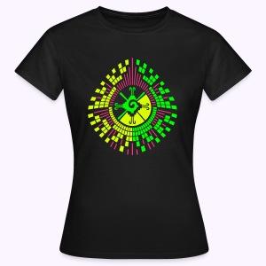 Hunab Ku DNA: Women's Classic Shirt - Vrouwen T-shirt