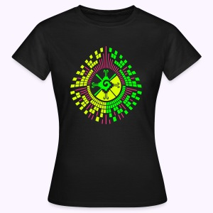 Hunab Ku DNA: Women's Classic Shirt - Vrouwen T-shirt
