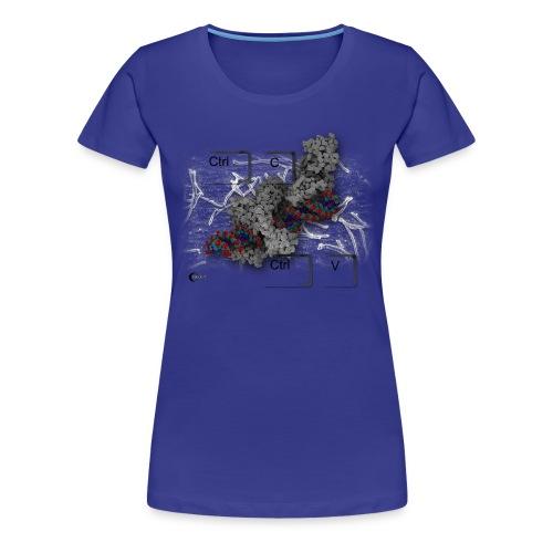 Taq polymerase - Women's Premium T-Shirt
