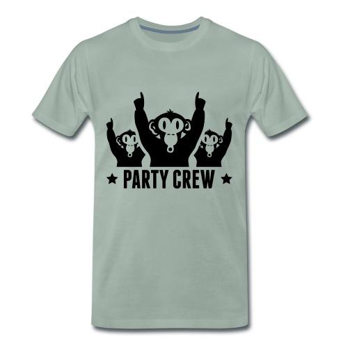 Mannen t-shirt met een plaatje - Mannen Premium T-shirt