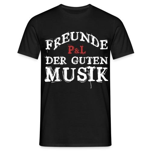 FREUNDE DER GUTEN MUSIK - Shirt - Männer T-Shirt