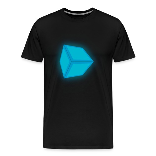 Game Studio Logo Tee - Men's Premium T-Shirt