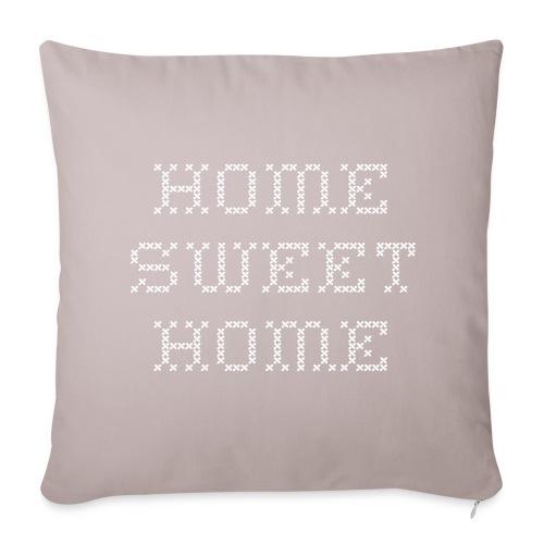 Home Sweet Home - Sofaputetrekk 44 x 44 cm