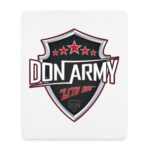DoN Army Mouse Mats - Mouse Pad (vertical)