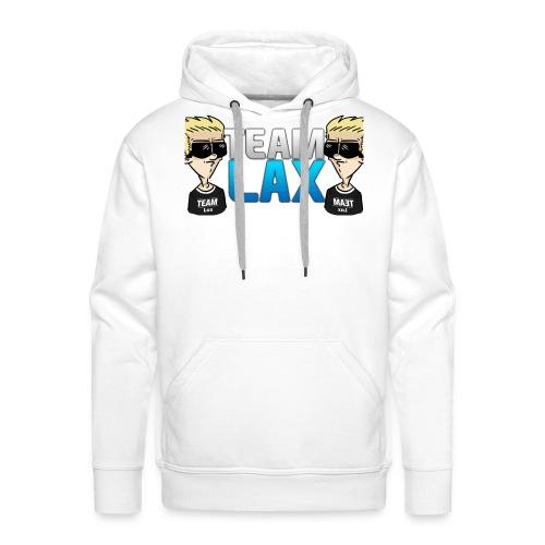 TeamLax swag trøje (Herre) - Herre Premium hættetrøje