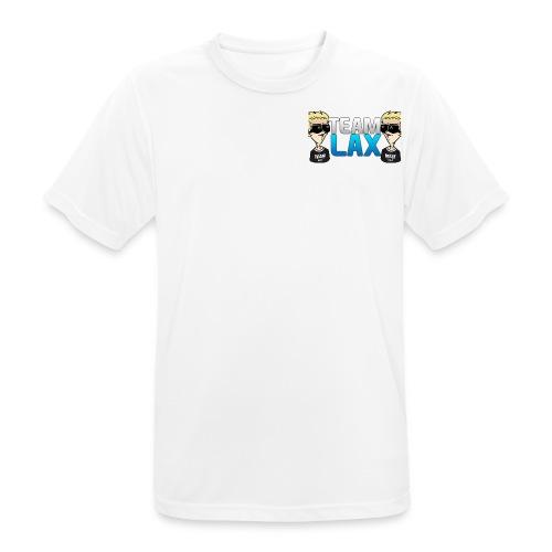 TeamLax Swag Trænings Trøje (Herre) - Herre T-shirt svedtransporterende