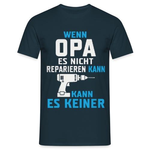 Opa - Männer T-Shirt