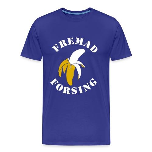 Timm Nielsen 37 - Herre premium T-shirt