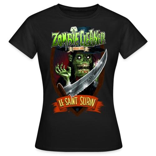 ZCS St Surin (F) - T-shirt Femme