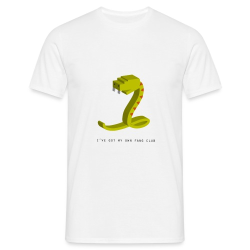 Celeb Snake - Men's T-Shirt