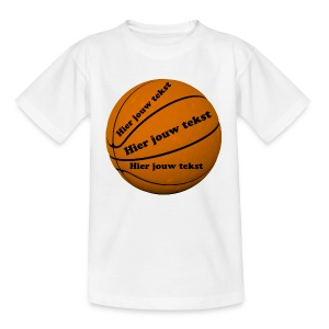 Basketbal - Kinderen T-shirt