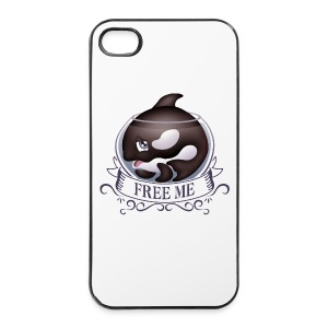 Free me - Coque rigide iPhone 4/4s