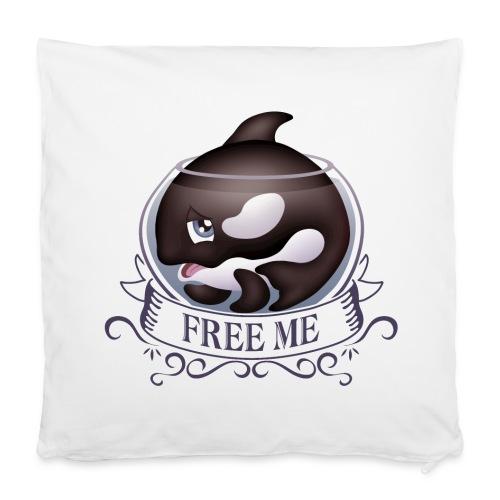 Free me - Housse de coussin 40 x 40 cm