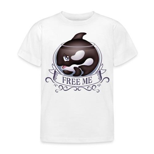 Free me - T-shirt Enfant