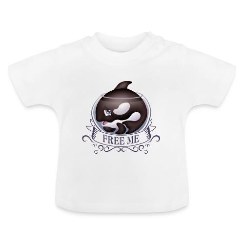Free me - T-shirt Bébé