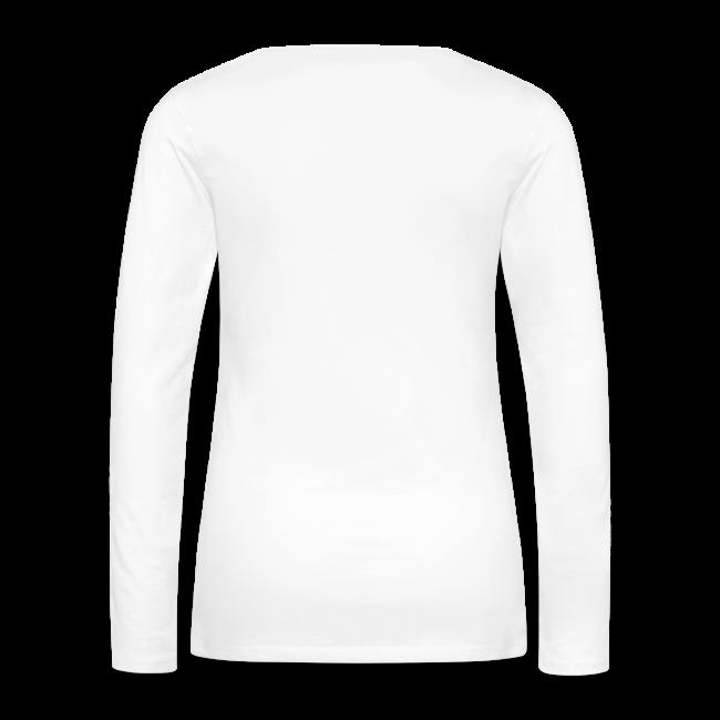 436a03cbbdd6 T-Shirt FEMME - Manches Longues - Marseille 13 - BLANC
