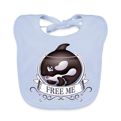 Free me - Bavoir bio Bébé